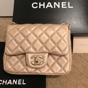 Chanel Mini Crossbody Bag